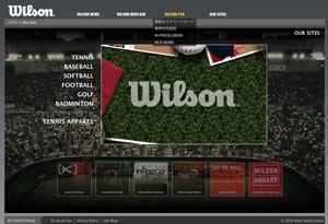 Wilson Our Sites