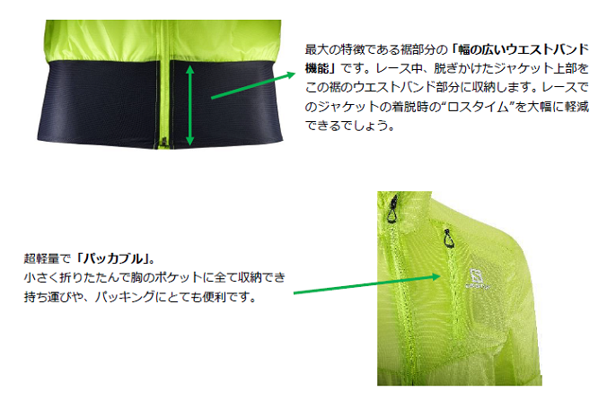 fast wing hybrid jacket men